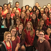 N400 Nursing Students Wear Red for National Wear Red Day 2018!