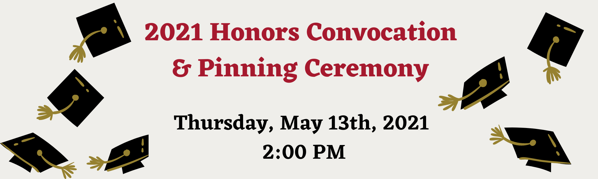 2021 Honors Convocation & Pinning Ceremony